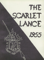 Page 5, 1955 Edition, Wheaton High School - Scarlet Lance Yearbook (Wheaton, MD) online yearbook collection