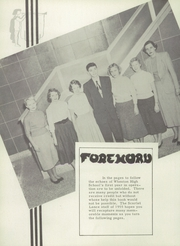 Page 6, 1955 Edition, Wheaton High School - Scarlet Lance Yearbook (Wheaton, MD) online yearbook collection