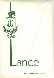 Page 1, 1960 Edition, Wheaton High School - Scarlet Lance Yearbook (Wheaton, MD) online yearbook collection