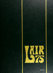 1975 Edition, Parkdale High School - Lair Yearbook (Riverdale, MD)