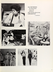 Page 17, 1975 Edition, Parkdale High School - Lair Yearbook (Riverdale, MD) online yearbook collection
