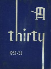1953 Edition, Mergenthaler Vocational High School - Yearbook (Baltimore, MD)