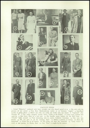Page 12, 1939 Edition, Bel Air High School - El Adios Yearbook (Bel Air, MD) online yearbook collection