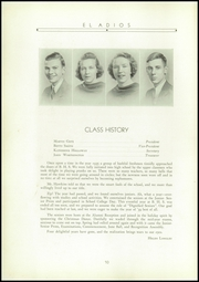 Page 14, 1939 Edition, Bel Air High School - El Adios Yearbook (Bel Air, MD) online yearbook collection