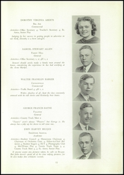 Page 15, 1939 Edition, Bel Air High School - El Adios Yearbook (Bel Air, MD) online yearbook collection