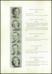 Page 16, 1939 Edition, Bel Air High School - El Adios Yearbook (Bel Air, MD) online yearbook collection