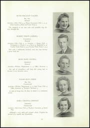 Page 17, 1939 Edition, Bel Air High School - El Adios Yearbook (Bel Air, MD) online yearbook collection