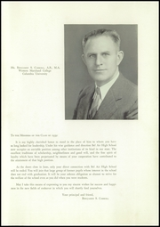 Page 9, 1939 Edition, Bel Air High School - El Adios Yearbook (Bel Air, MD) online yearbook collection
