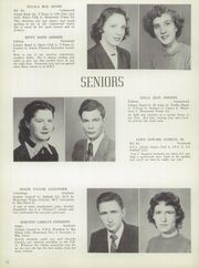 Page 16, 1952 Edition, Bel Air High School - El Adios Yearbook (Bel Air, MD) online yearbook collection