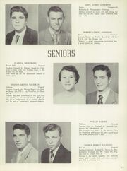 Page 17, 1952 Edition, Bel Air High School - El Adios Yearbook (Bel Air, MD) online yearbook collection