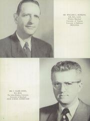 Page 8, 1952 Edition, Bel Air High School - El Adios Yearbook (Bel Air, MD) online yearbook collection