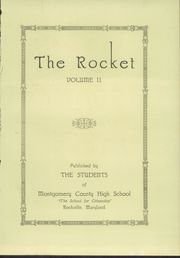 Page 11, 1928 Edition, Richard Montgomery High School - Rocket Yearbook (Rockville, MD) online yearbook collection