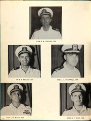 Page 10, 1958 Edition, Cowell (DD 547) - Naval Cruise Book online yearbook collection