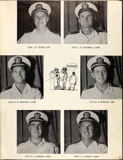 Page 11, 1958 Edition, Cowell (DD 547) - Naval Cruise Book online yearbook collection