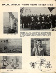 Page 15, 1958 Edition, Cowell (DD 547) - Naval Cruise Book online yearbook collection