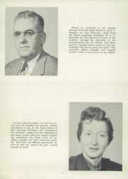 Page 11, 1956 Edition, Parkville High School - Odyssey Yearbook (Parkville, MD) online yearbook collection