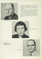 Page 12, 1956 Edition, Parkville High School - Odyssey Yearbook (Parkville, MD) online yearbook collection