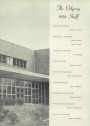 Page 7, 1956 Edition, Parkville High School - Odyssey Yearbook (Parkville, MD) online yearbook collection