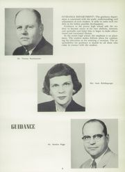 Page 12, 1957 Edition, Parkville High School - Odyssey Yearbook (Parkville, MD) online yearbook collection
