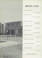 Page 7, 1957 Edition, Parkville High School - Odyssey Yearbook (Parkville, MD) online yearbook collection