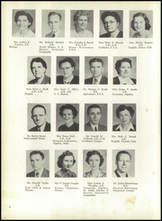 Page 12, 1952 Edition, Frederick High School - Last Word Yearbook (Frederick, MD) online yearbook collection