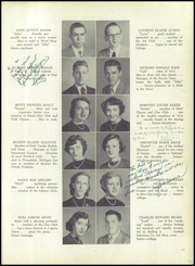 Page 15, 1952 Edition, Frederick High School - Last Word Yearbook (Frederick, MD) online yearbook collection