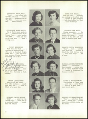 Page 16, 1952 Edition, Frederick High School - Last Word Yearbook (Frederick, MD) online yearbook collection