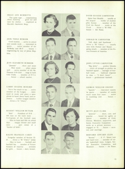 Page 17, 1953 Edition, Frederick High School - Last Word Yearbook (Frederick, MD) online yearbook collection