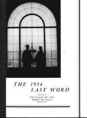Page 3, 1954 Edition, Frederick High School - Last Word Yearbook (Frederick, MD) online yearbook collection