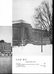 Page 5, 1954 Edition, Frederick High School - Last Word Yearbook (Frederick, MD) online yearbook collection