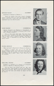 Page 15, 1942 Edition, Aberdeen High School - Arrivederci Yearbook (Aberdeen, MD) online yearbook collection