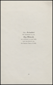 Page 4, 1942 Edition, Aberdeen High School - Arrivederci Yearbook (Aberdeen, MD) online yearbook collection