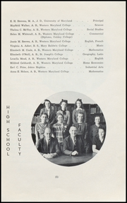 Page 7, 1942 Edition, Aberdeen High School - Arrivederci Yearbook (Aberdeen, MD) online yearbook collection