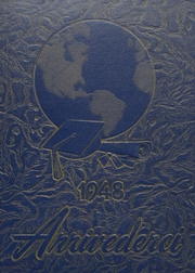 Aberdeen High School - Arrivederci Yearbook (Aberdeen, MD) online yearbook collection, 1948 Edition, Page 1