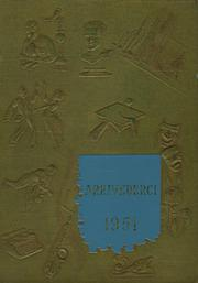 1951 Edition, Aberdeen High School - Arrivederci Yearbook (Aberdeen, MD)