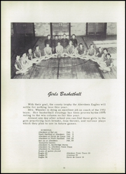 Page 64, 1952 Edition, Aberdeen High School - Arrivederci Yearbook (Aberdeen, MD) online yearbook collection