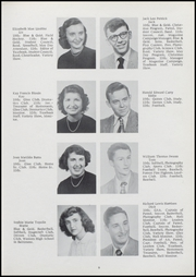 Page 13, 1953 Edition, Aberdeen High School - Arrivederci Yearbook (Aberdeen, MD) online yearbook collection