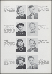 Page 17, 1953 Edition, Aberdeen High School - Arrivederci Yearbook (Aberdeen, MD) online yearbook collection