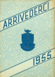 1955 Edition, Aberdeen High School - Arrivederci Yearbook (Aberdeen, MD)