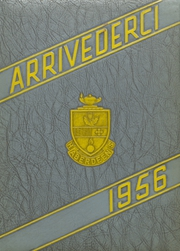 1956 Edition, Aberdeen High School - Arrivederci Yearbook (Aberdeen, MD)