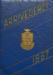 1957 Edition, Aberdeen High School - Arrivederci Yearbook (Aberdeen, MD)