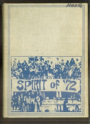 Page 1, 1972 Edition, Friendly High School - Spirit Yearbook (Fort Washington, MD) online yearbook collection
