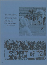 Page 14, 1972 Edition, Friendly High School - Spirit Yearbook (Fort Washington, MD) online yearbook collection
