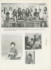 Page 39, 1972 Edition, Friendly High School - Spirit Yearbook (Fort Washington, MD) online yearbook collection
