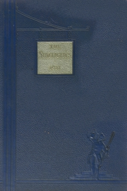 1932 Edition, Towson High School - Sidelights Yearbook (Towson, MD)