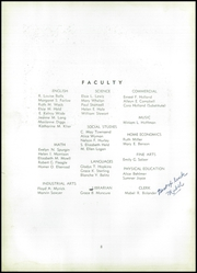 Page 12, 1941 Edition, Towson High School - Sidelights Yearbook (Towson, MD) online yearbook collection