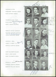 Page 17, 1941 Edition, Towson High School - Sidelights Yearbook (Towson, MD) online yearbook collection