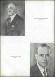 Page 9, 1941 Edition, Towson High School - Sidelights Yearbook (Towson, MD) online yearbook collection