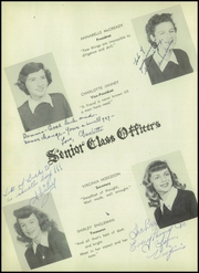 Page 14, 1947 Edition, Towson High School - Sidelights Yearbook (Towson, MD) online yearbook collection