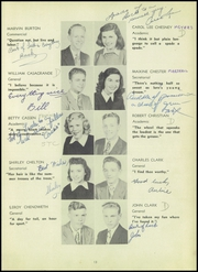 Page 17, 1947 Edition, Towson High School - Sidelights Yearbook (Towson, MD) online yearbook collection